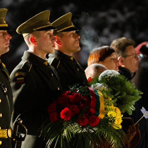 Atminimo laužai Vilniuje  © Irmanto Gelūno / Fotobanko nuotr.