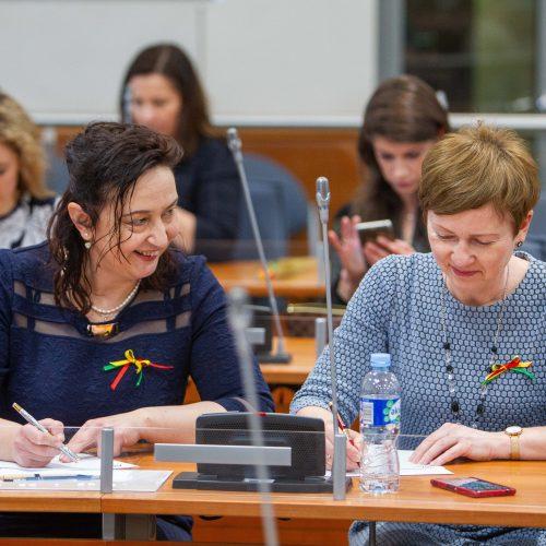 Nacionalinis diktantas  © Irmanto Gelūno / Fotobanko nuotr.