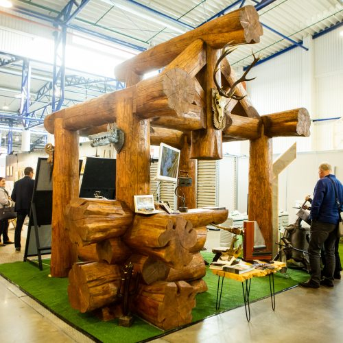 "Atidaryta 26-oji statybų paroda ""Resta""  © G. Skaraitienės / Fotobanko nuotr."