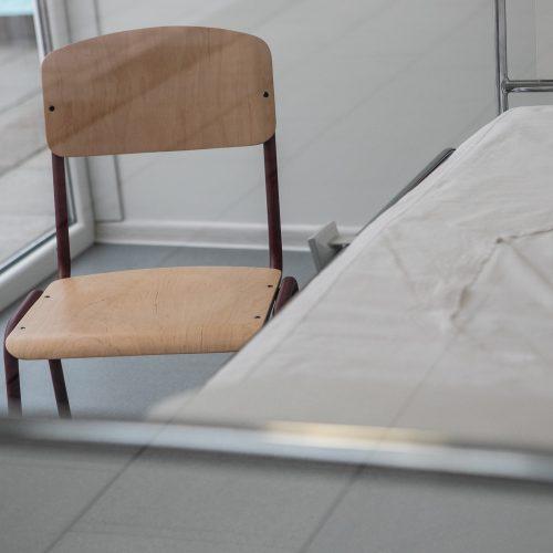 """Pristatyta akcija """"Vienos kėdės istorija""""  © P. Peleckio / Fotobanko nuotr."""