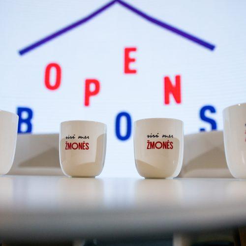"""Renginys """"Open Books""""  © I. Gelūno / Fotobanko nuotr."""