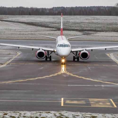 Atidaryta lėktuvų stebėjimo aikštelė  © I. Gelūno / Fotobanko nuotr.