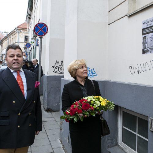 Pagerbtas iš Vilniaus kilusio W. Pileckio atminimas