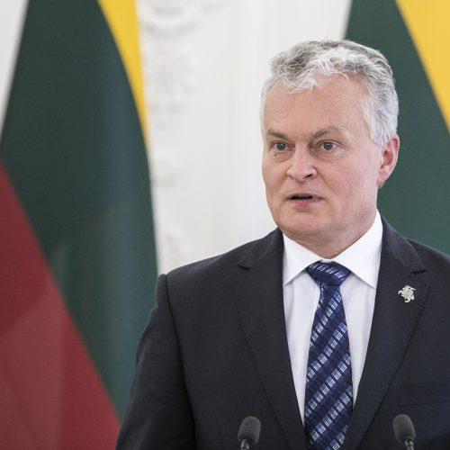 Į Lietuvą atvyko Estijos prezidentė  © P. Peleckio / Fotobanko nuotr.