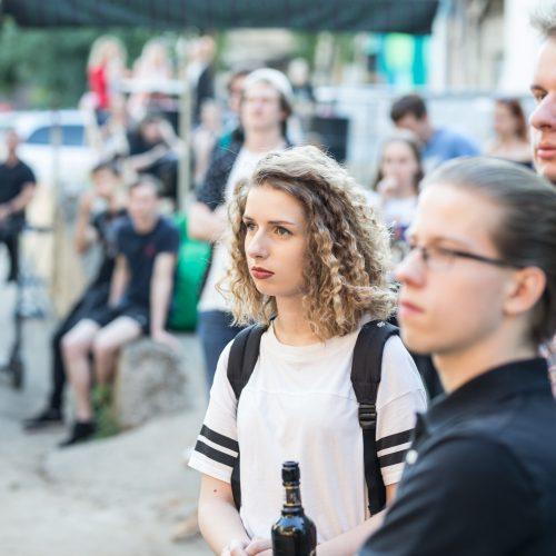 "Grupių konkursas ""Novus""  © M. Vitėno nuotr."