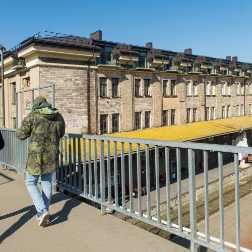 Viešbutyje Vilniuje susimušė karantinuoti vyrai  © B. Barausko / Fotobanko nuotr.