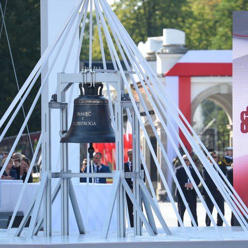G. Nausėdos vizitas Lenkijoje  © R. Dačkaus / Prezidentūros nuotr.