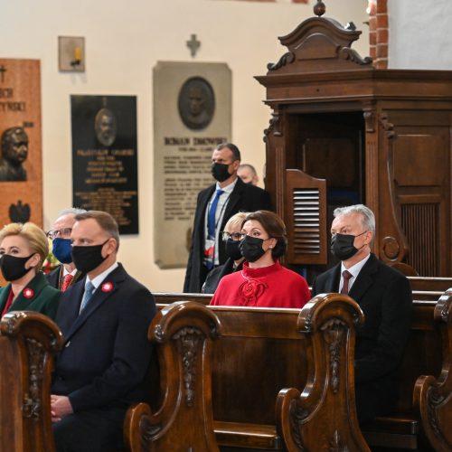 Gegužės 3-iosios Konstitucijos metinių minėjimas  © R. Dačkaus / Prezidentūros nuotr.