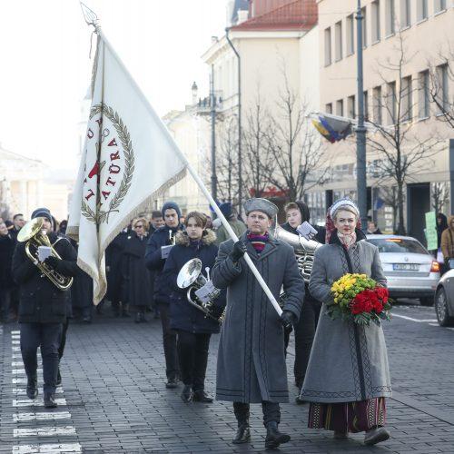 Šventinė advokatų eisena  © M. Morkevičiaus / ELTOS nuotr.