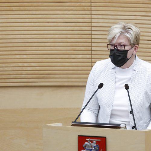 Šalies vadovas G. Nausėda lankosi Seime  © R. Dačkaus / Prezidentūros, M. Morkevičiaus / Fotobanko nuotr.