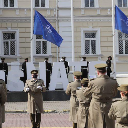 Minimos Lietuvos narystės NATO 17-osios metinės