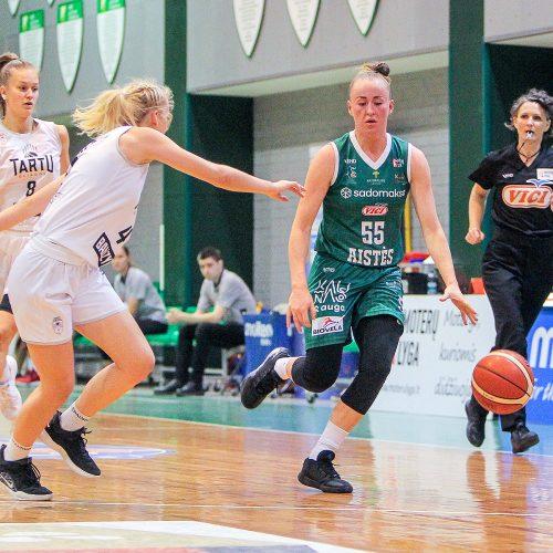 """Moterų lyga: """"Aistės"""" – Tartu """"TU/Kalev"""" 78:56  © Evaldo Šemioto nuotr."""