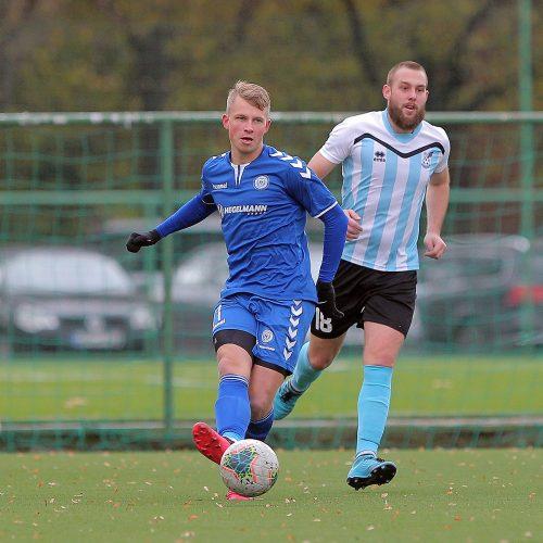 """I lyga: """"Hegelmann Litauen"""" – FK """"Jonava"""" 2:1"""