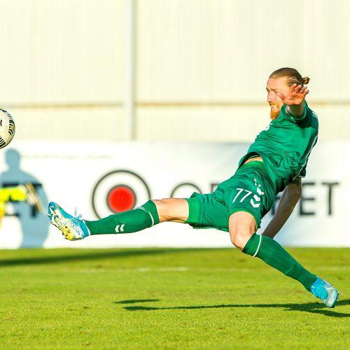 "UEFA EKL: ""Kauno Žalgiris"" – ""The New Saints"" 0:5"