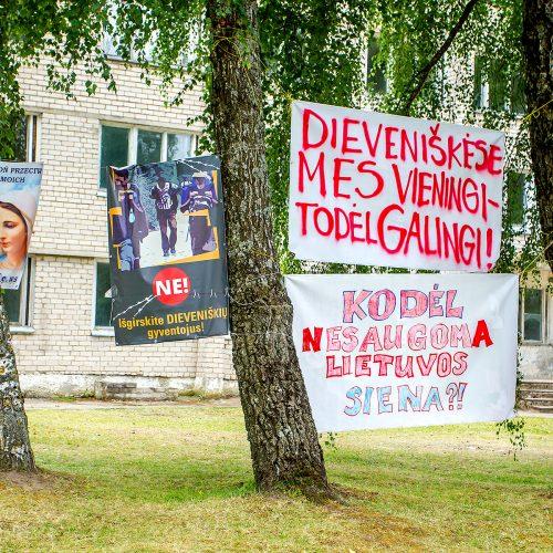 Pasienio su Baltarusija rajonų kasdienybė