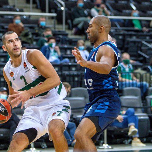 """""""We're Back"""" turnyras: """"Alba"""" – """"Panathinaikos"""" 102:110  © Evaldo Šemioto nuotr."""