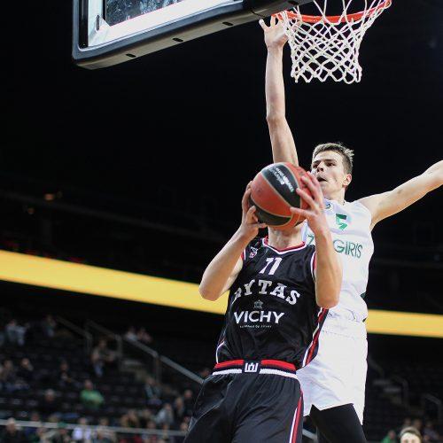 """ANGT finalas: """"Žalgiris"""" – """"Rytas"""" 92:79  © Evaldo Šemioto nuotr."""