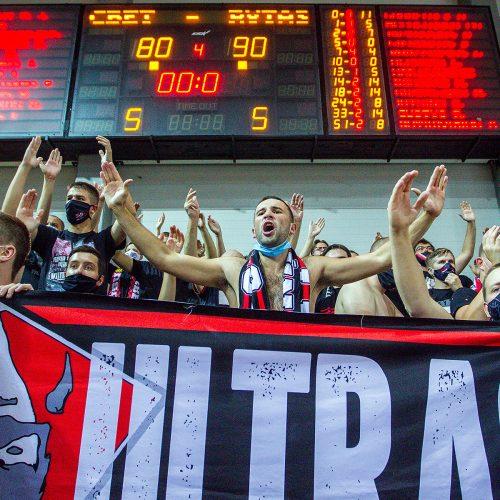 """LKL: """"C-bet"""" – """"Rytas"""" 80:90  © Evaldo Šemioto nuotr."""