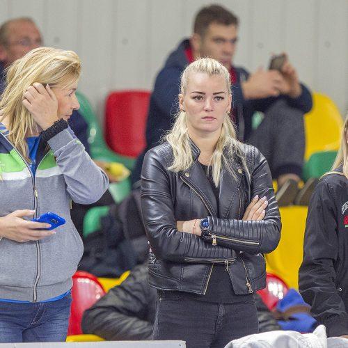Dziudo. Lietuvos čempionato 1-oji diena  © Evaldo Šemioto nuotr.