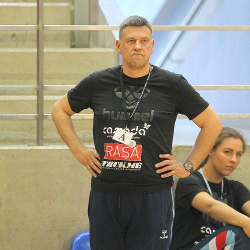 "LMRL finalas: ""Garliava"" – ""Žalgiris"" 34:30  © Evaldo Šemioto nuotr."