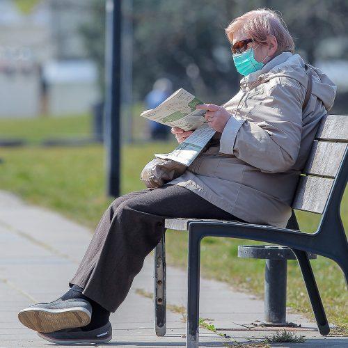 Karantinas Kaune. 13-oji diena