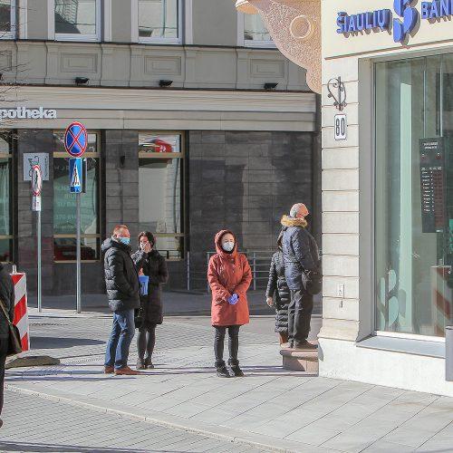 Karantinas Kaune. 15-oji diena  © Evaldo Šemioto nuotr.
