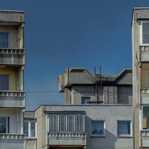 Karantinas Kaune. 19-oji diena  © Evaldo Šemioto nuotr.
