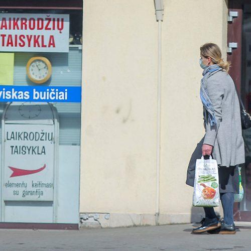 Karantinas Kaune. 20-oji diena  © Evaldo Šemioto nuotr.