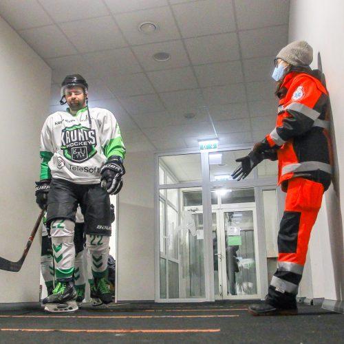 """LLRČ: """"Baltų ainiai"""" – """"Kaunas Hockey"""" 6:10"""