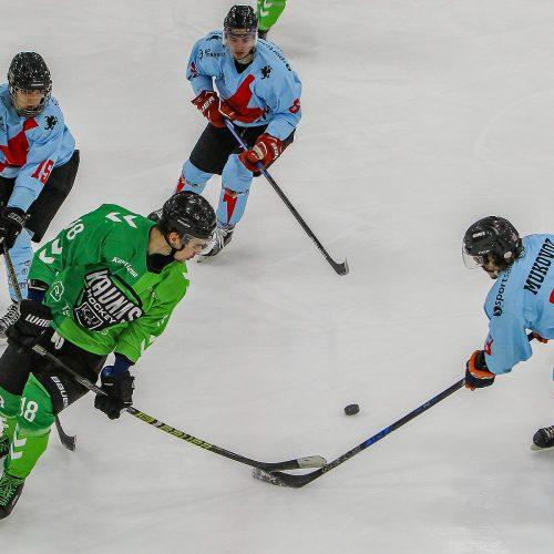 """LLRČ: """"Kaunas Hockey"""" – """"Energija-GV"""" 5:2"""