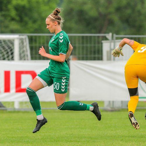 """Moterų A lyga: """"Kauno Žalgiris"""" – Vilniaus """"Žalgiris"""" 2:3"""