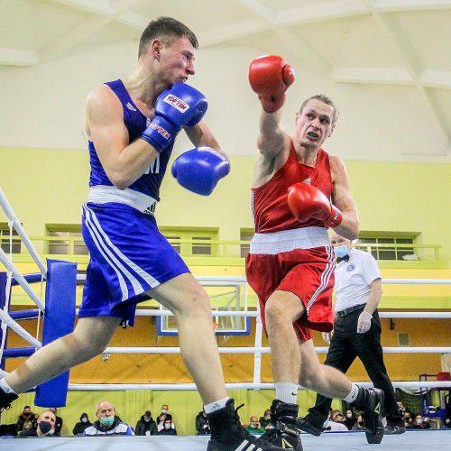 Lietuvos bokso čempionatas 2020. Pusfinaliai