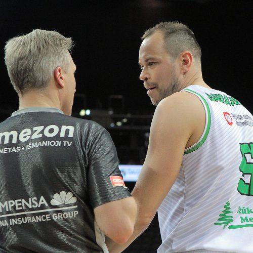 "LKL ketvirtfinalis: ""Žalgiris"" – ""Dzūkija"" 89:70  © Evaldo Šemioto nuotr."