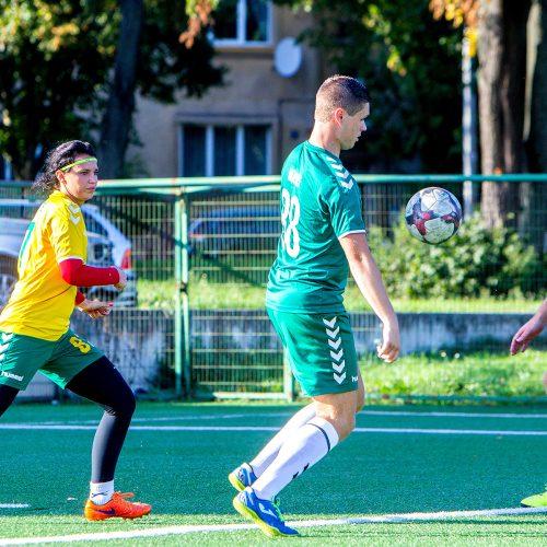 LSU rektorės taurės futbolo turnyras  © Evaldo Šemioto nuotr.