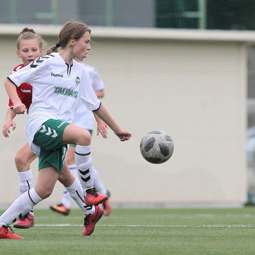"""Futbolas. MEL: """"Tauras"""" – Vilniaus reg. JK 7:1"""