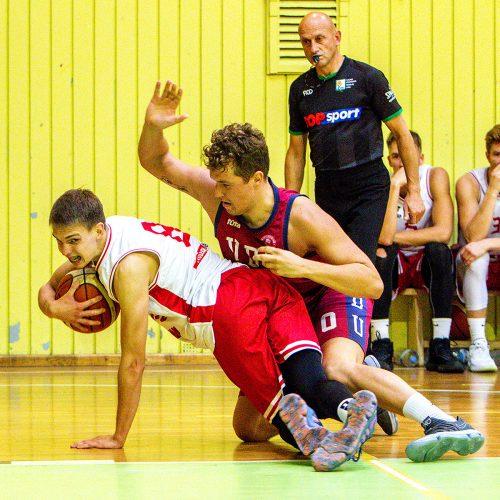 LSU Studentų krepšinio turnyras 2020  © Evaldo Šemioto nuotr.