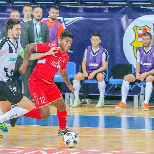 """Futsalas: """"Vytis"""" – """"Tiumen"""" 2:4  © Evaldo Šemioto nuotr."""