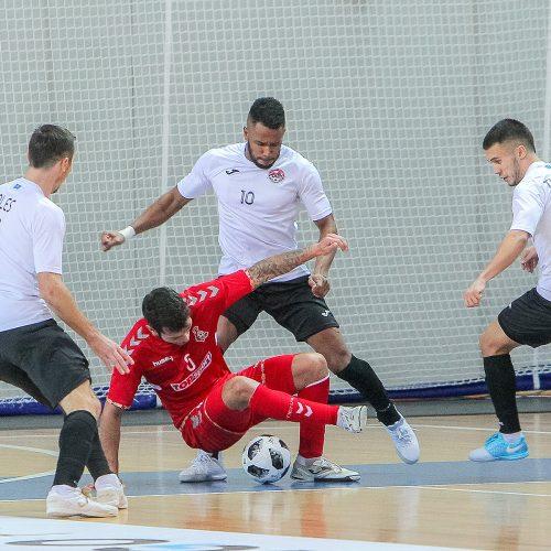 "Futsalas: ""Vytis"" – ""Ajat"" 4:5"