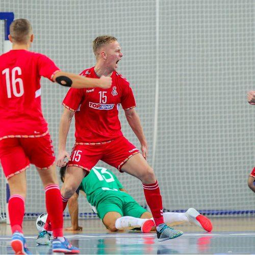 "Futsalas: ""Vytis"" – ""Hammarby"" 3:1  © Evaldo Šemioto nuotr."