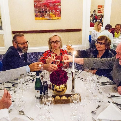 WMTS prezidentų vakaronė  © Evaldo Šemioto nuotr.