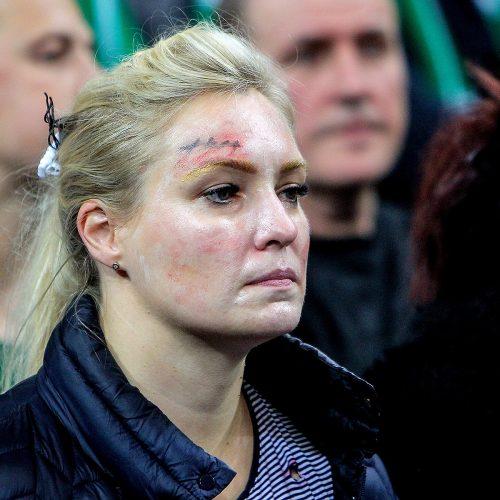 """Eurolyga: """"Žalgiris"""" – """"Zenit"""" 70:82  © Evaldo Šemioto nuotr."""