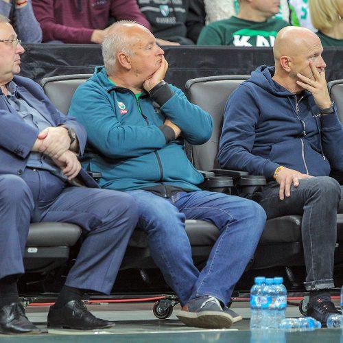 """Eurolyga: """"Žalgiris"""" – """"Panathinaikos"""" 85:86  © Evaldo Šemioto nuotr."""