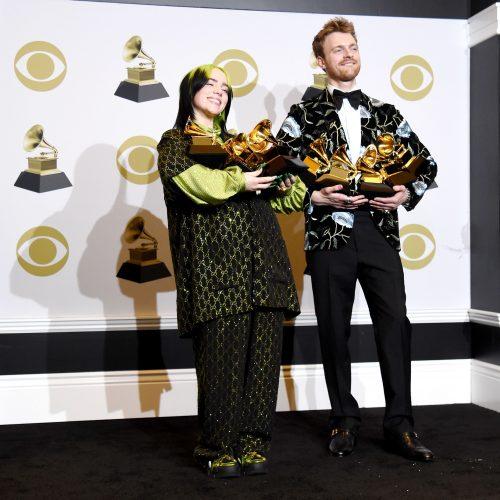 """62-oji """"Grammy"""" apdovanojimų ceremonija"""