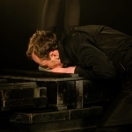 """Pristatytas spektaklis """"Trojietės""""  © T. Biliūno/Fotobanko nuotr."""
