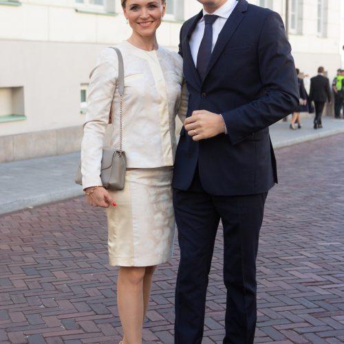 G. Nausėdos inauguracijos iškilmingas vakaras  © G. Skaraitienės/Fotobanko nuotr.