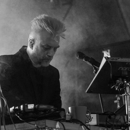 "A. Mamontovo ""Elektromechaninis koncertas""   © P. Peleckio/Fotobanko nuotr."