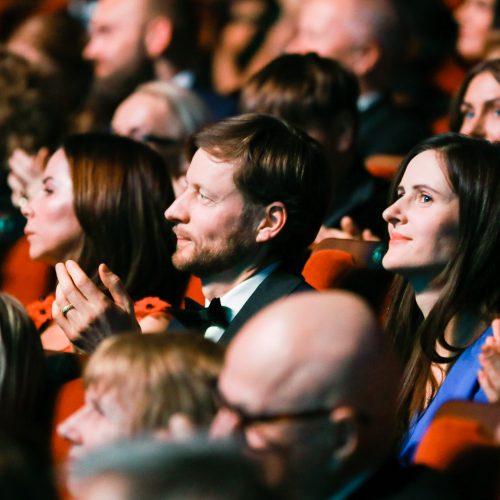 "Apdovanojimų ""Žmonės 2020"" ceremonija  © I. Gelūno / Fotobanko nuotr."