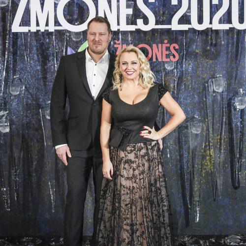 """Apdovanojimų """"Žmonės 2020"""" svečiai"""