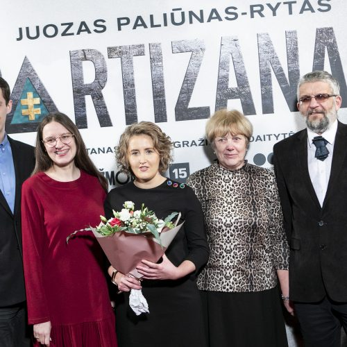 "Filmo ""Partizanas"" premjera"