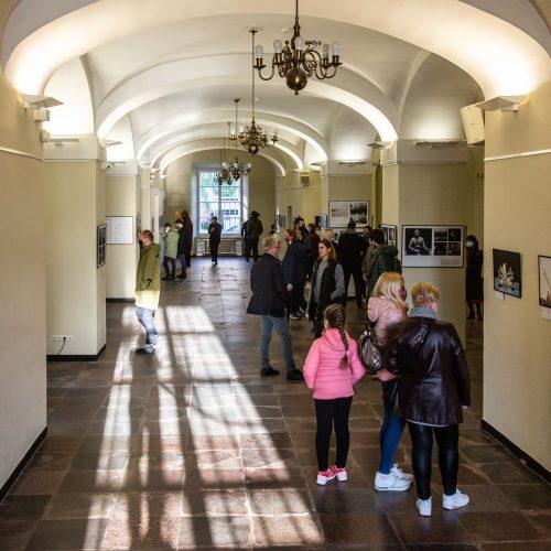 """Konkurso """"Lietuvos spaudos fotografija 2020"""" nugalėtojų apdovanojimų ceremonija  © G. Skaraitienės / Fotobanko nuotr."""